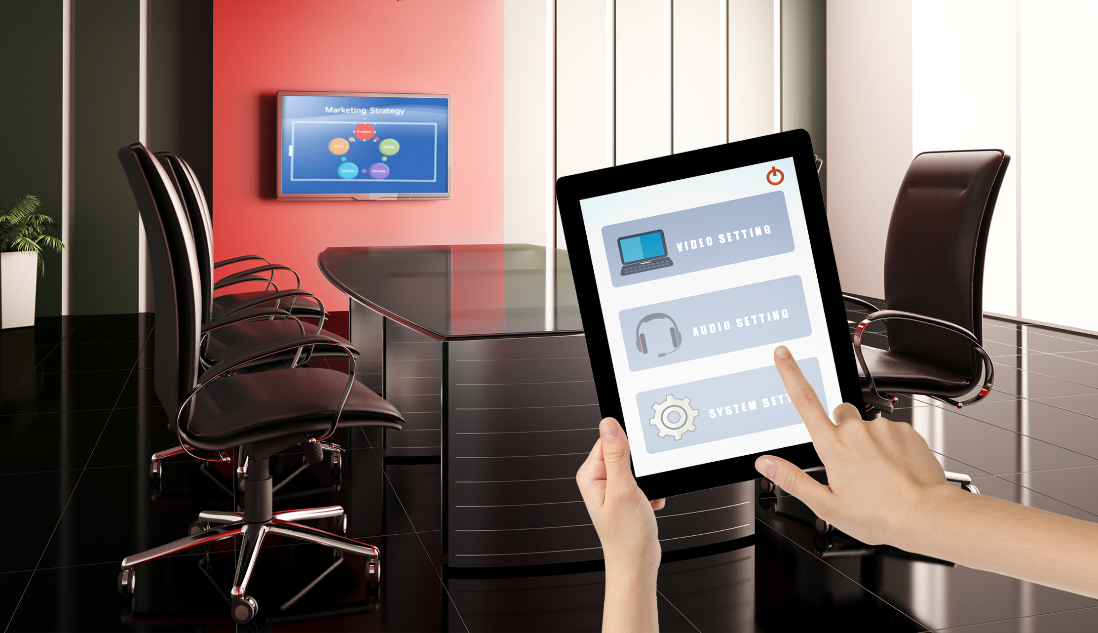Tech talk tuesday smart home tools for a smarter office for Home office tech