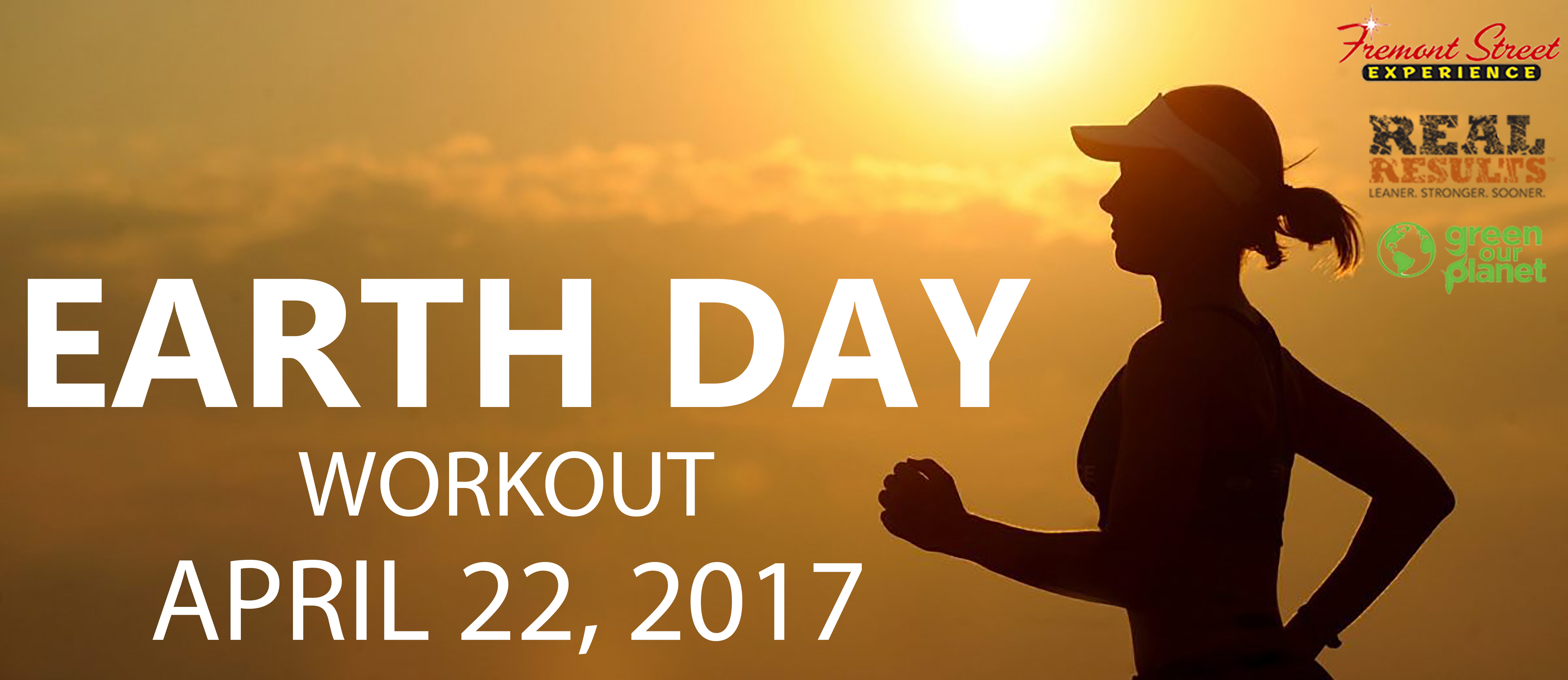 Head Downtown for an Earth Day Workout on April 22