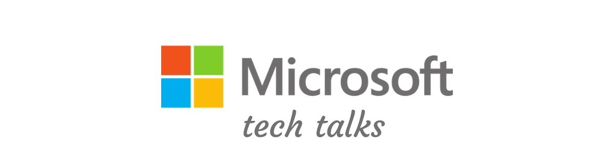 UPCOMING EVENT on 2/22/19: Microsoft Tech Talks - Autopilot